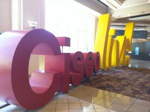 Cisco Live Sign